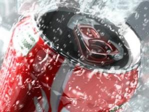 """Coca Cola """"Lata Helada"""""""